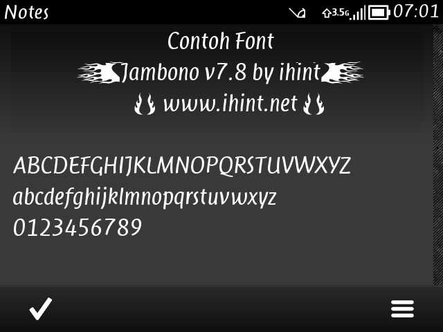 cool jazz font style free download for android